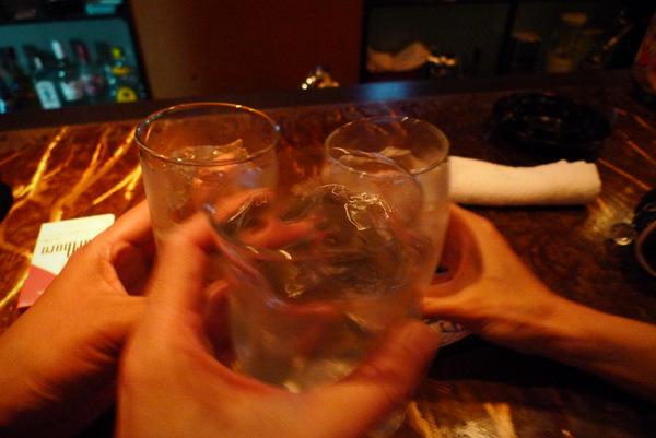 四条大宮 スピナーズ 乾杯