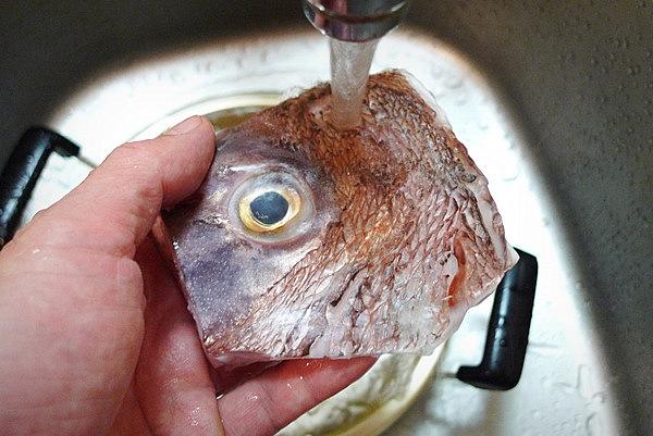 鯛ちり鍋の作り方(2)