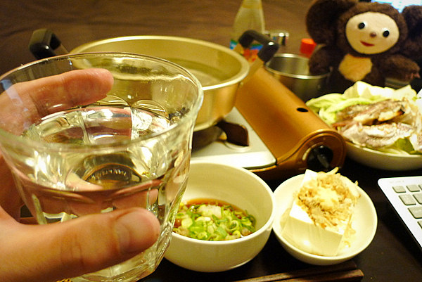 鯛ちり鍋の食べ方(3)