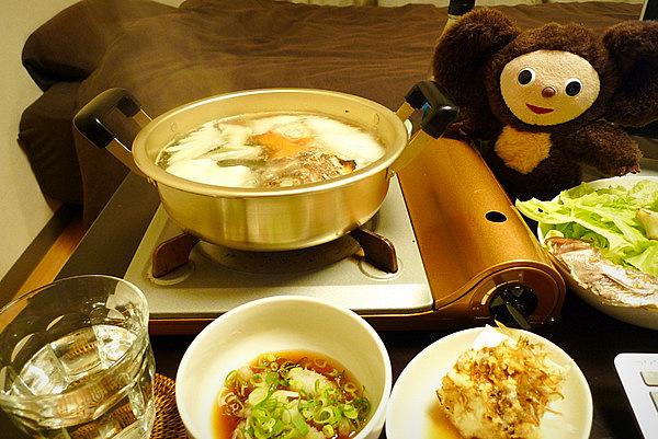 鯛ちり鍋の作り方(8)