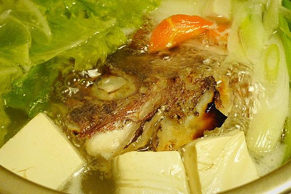 鯛ちり鍋の作り方(9)