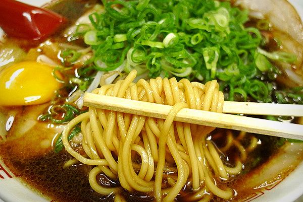 新福菜館三条店 大盛りラーメン
