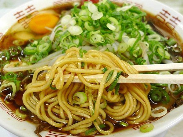 新福菜館三条店 ラーメン大盛