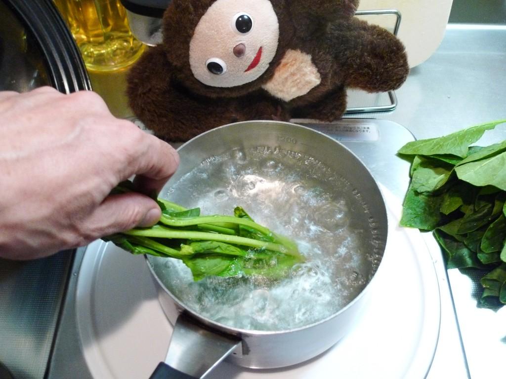 常夜鍋の作り方(1)