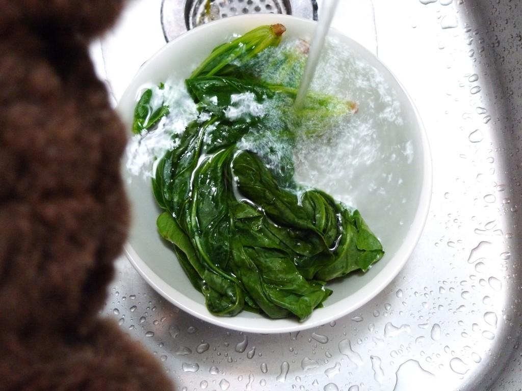 常夜鍋の作り方(2)
