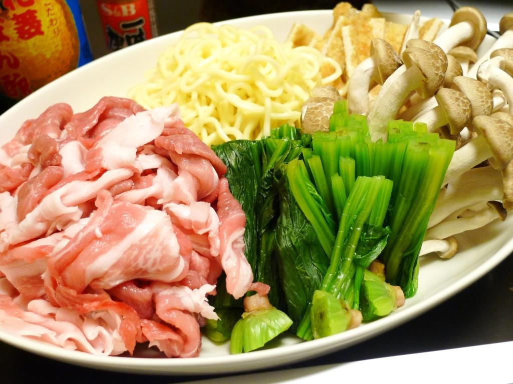 常夜鍋の作り方(3)