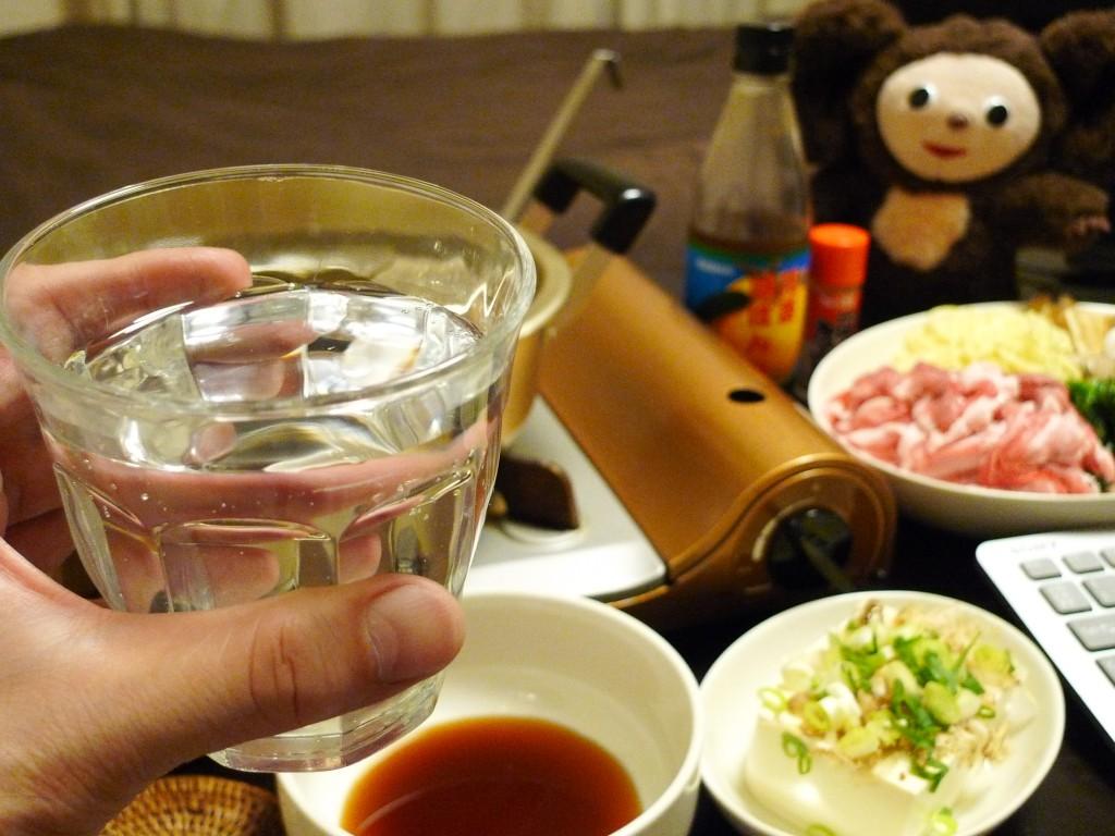 日本酒 常温