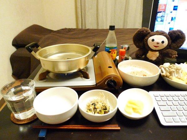 鶏つみれ鍋の作り方(3)