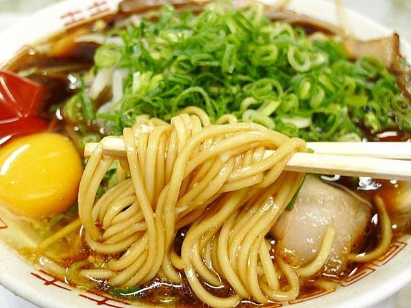 新福菜館三条店 大盛ラーメン