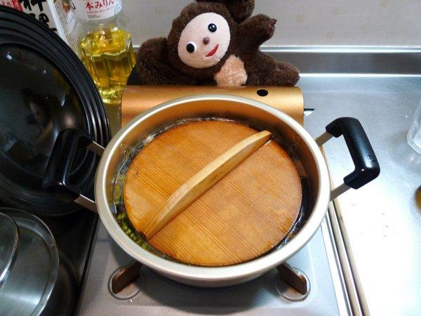 サンマ煮付けの作り方(3)