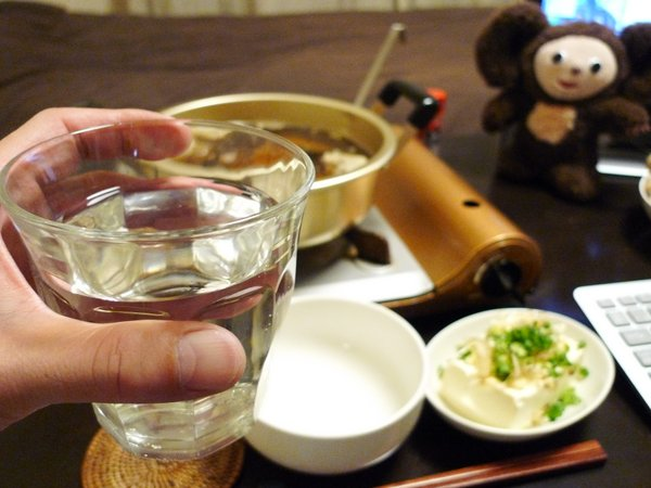 イワシのつみれ鍋の作り方(12)
