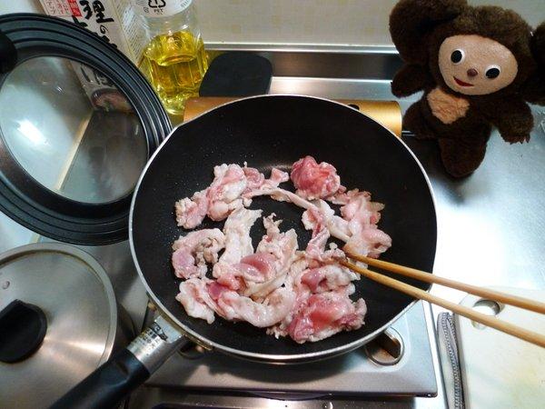 煮込まないカレーの作り方(1)