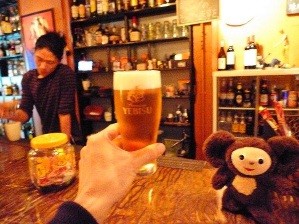 四条大宮 スピナーズ ビール