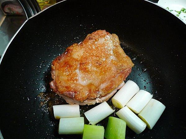 鶏もも塩焼きの作り方(3)