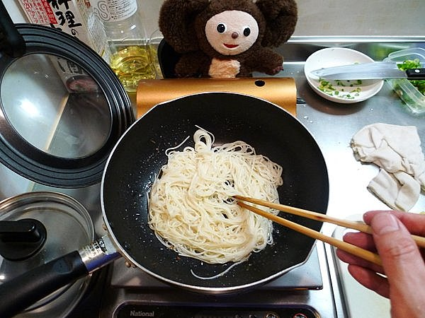 鶏モモ肉塩焼きの作り方(5)