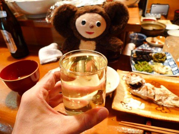 酒房京子 日本酒