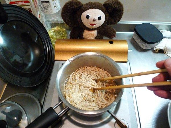 にしんとナスの炊合せ作り方(9)