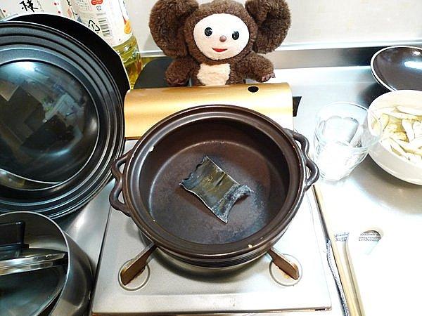 サバご飯の作り方(1)
