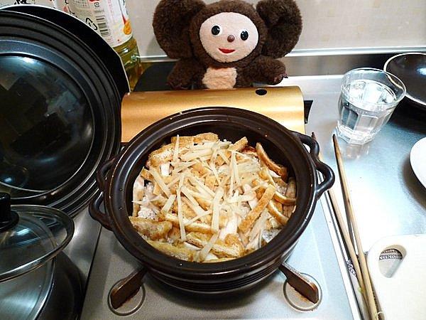 サバご飯の作り方(2)