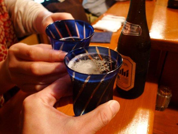 酒房京子 ビール