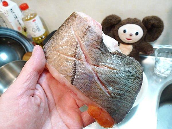 カレイ煮付けの作り方(1)