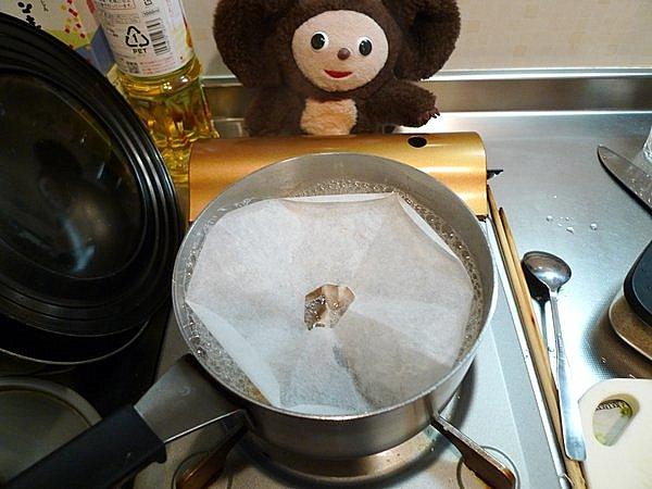 カレイ煮付けの作り方(3)