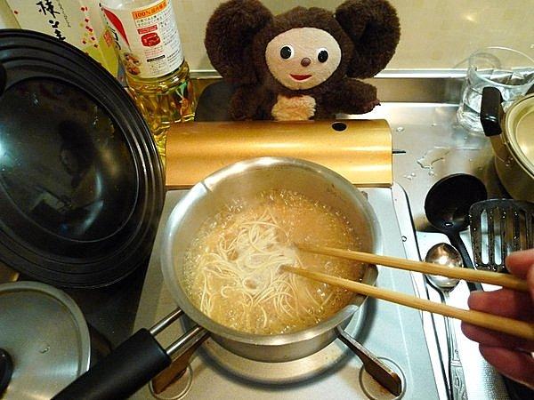 鯛のあら炊き作り方(6)