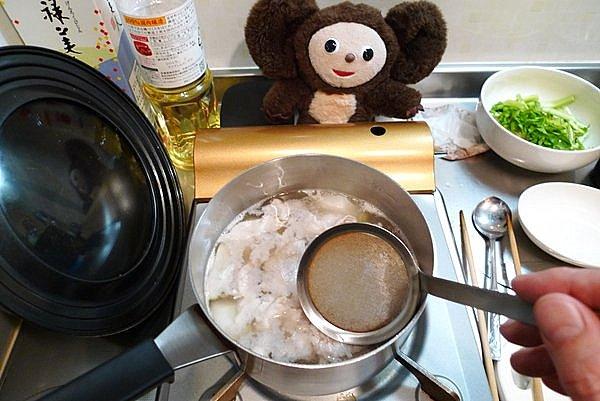 カブと豚肉煮作り方(5)