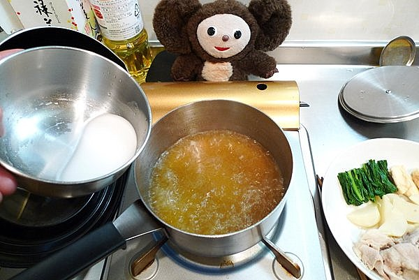 カブと豚肉煮作り方(6)