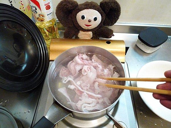 肉豆腐作り方3