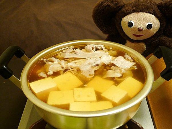肉豆腐作り方4
