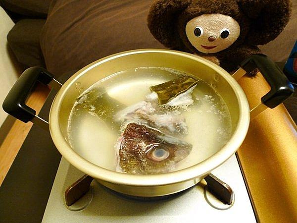タラちり鍋の作り方