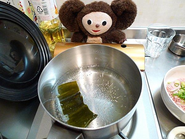 鶏つみねと野菜のあんかけ作り方2