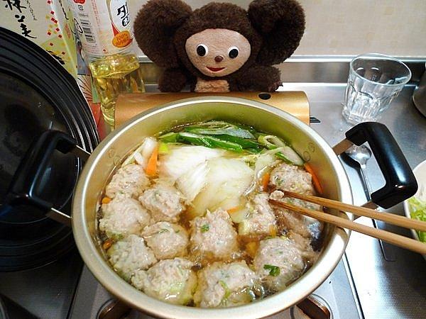 鶏つみねと野菜のあんかけ作り方4