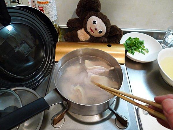 鶏とカブのあんかけ煮作り方3
