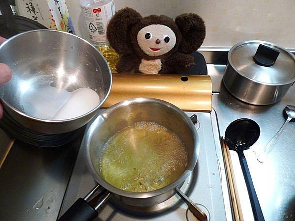鶏とカブのあんかけ煮作り方6