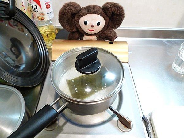 サバ寿司の作り方1