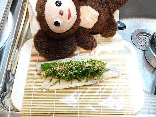 サバ寿司の作り方3