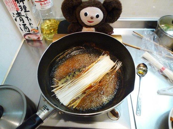 ハマチ煮付けの作り方(4)