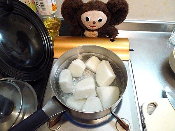 大根煮の作り方