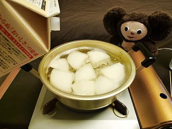 三井老人風大根煮 作り方