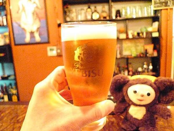 スピナーズ 生ビール