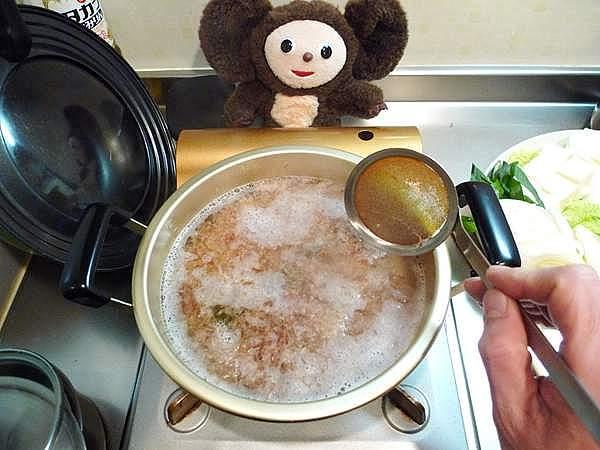 ハタハタ鍋の作り方