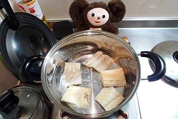 芋棒 作り方