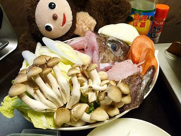タラちり鍋 作り方