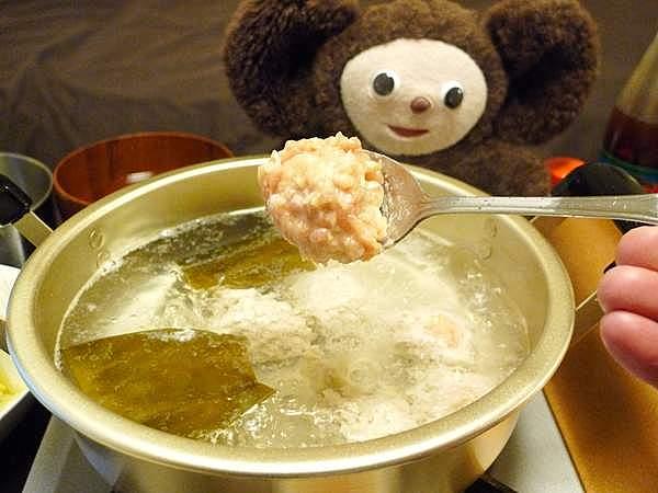 鶏つみれ鍋 作り方