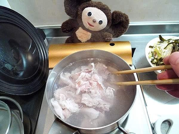 豚肉と大根の煮物 作り方
