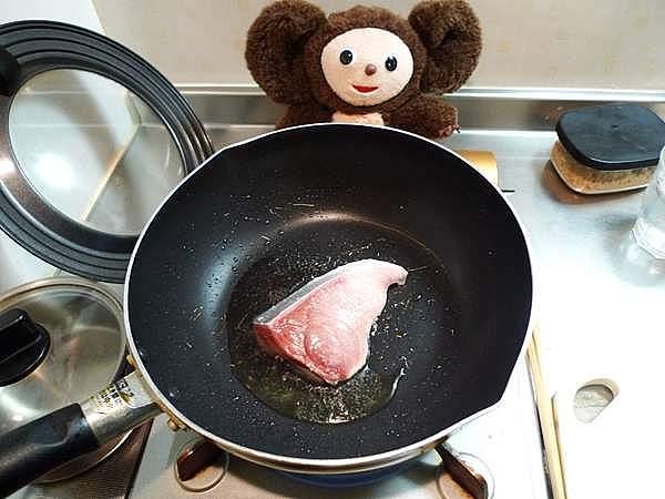 ブリ塩焼き 作り方