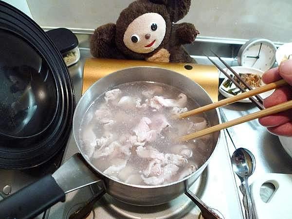 豚肉の粕汁 作り方