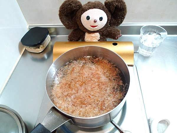 豚肉とカブの吸物 作り方